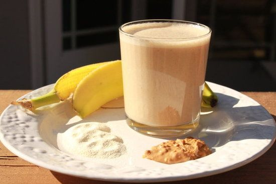 Peanut Butter Protein Smoothie Recipe