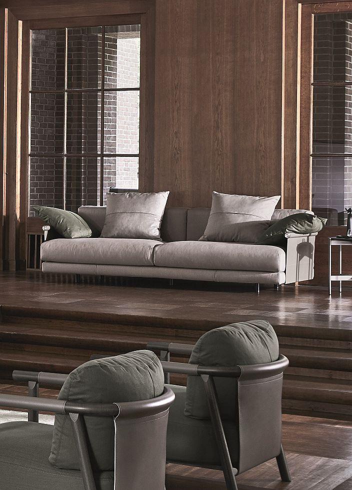 Ditre Italia Sofa Althon Designermobel Von Raum Form Design 2 Sitzer Sofa Sofa