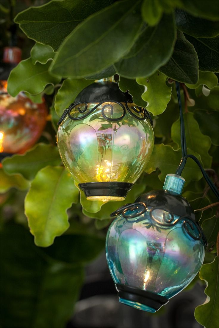 Solar Powered Outdoor String Lights Nz : 96 best images about Solar Lights on Pinterest Gardens, Stained glass and Path lights