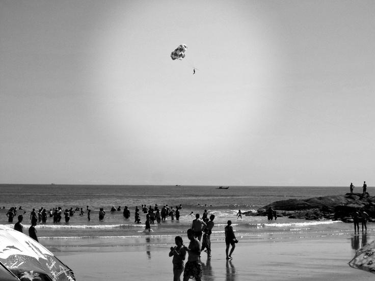 Paraglider - Itapoá - Santa Catarina