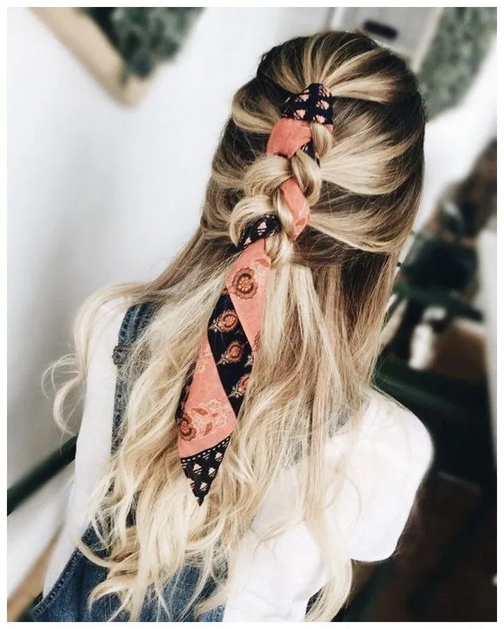 60 Sweet And Simple Hairstyle For Any Hair Length Coupon Valid Site Today Hair Styles Hair Lengths Long Hair Styles