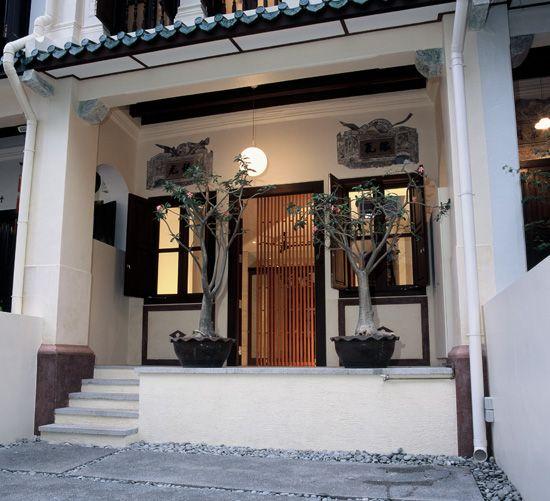 Zen Home Design Singapore: 1000+ Ideas About Shophouse On Pinterest