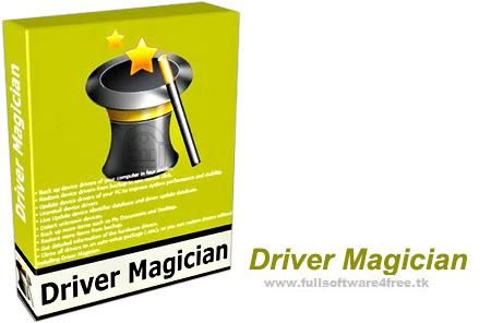 Driver Magician v4.6