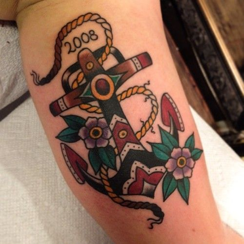 38 Best Kerry Tattoo Images On Pinterest: 38 Best Images About Tattoos (Anchors) On Pinterest