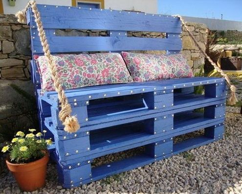 46 Genius Pallet Building Ideas_20