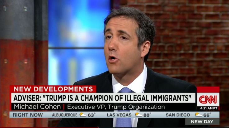 What Michael Cohen, Trump's Lawyer, Doesn't Understand About Rape — Or the Talmud