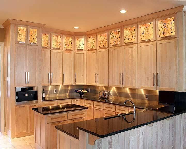 Wood Kitchen Cabinets Remodel