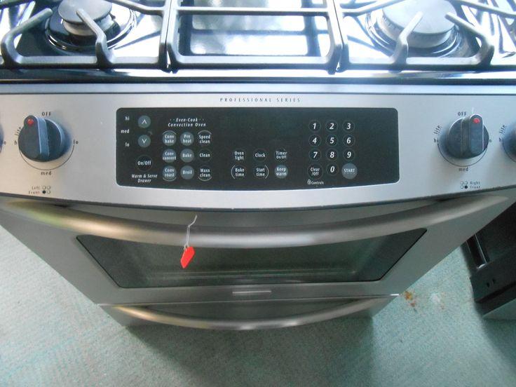 Appliance City Frigidaire Professional Series Dual Fuel