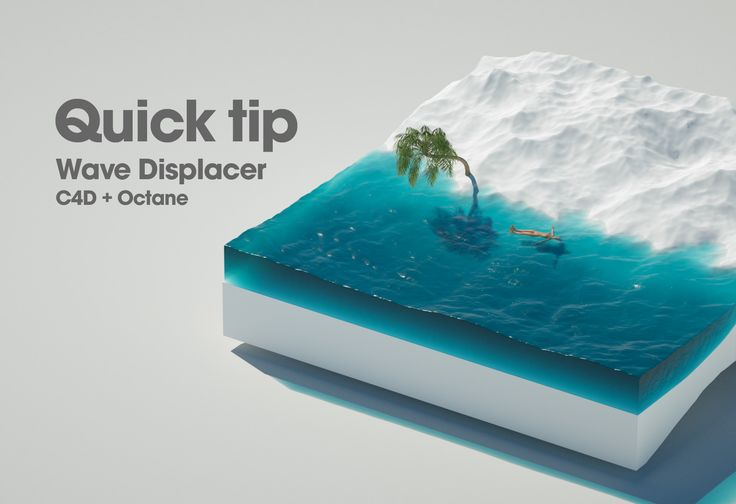 "Check out this @Behance project: ""Wave Displacer - Quick Tip"" https://www.behance.net/gallery/57106827/Wave-Displacer-Quick-Tip"