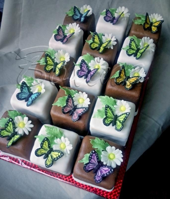 my minicakes