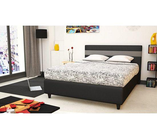 les 25 meilleures id es de la cat gorie lit 140x190 sur pinterest dimensions de lit de 140. Black Bedroom Furniture Sets. Home Design Ideas