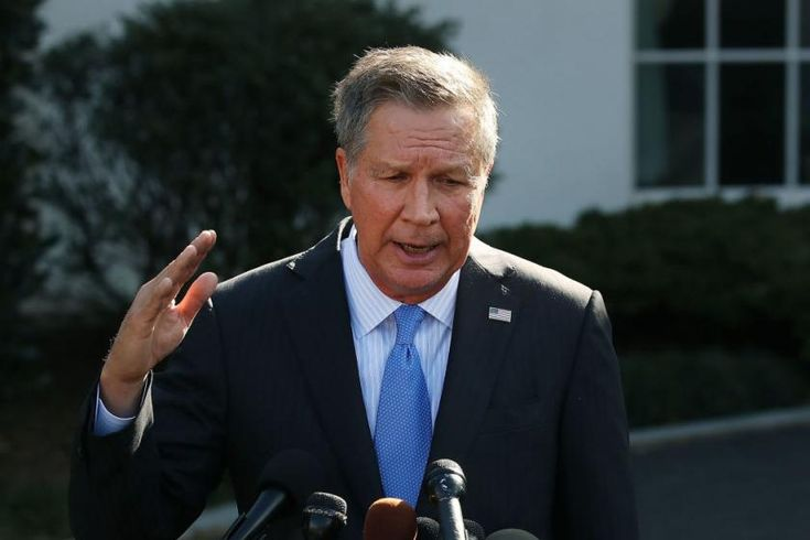 """Ohio Gov. John Kasich (R) on Sunday posited the United States may soon develop a multi-party system because the Democratic and Republican parties are not satisfying voters. """"We may be beginning to see the end of the two-party system,"""" he mused in an interview on ABC's This Week. """"I'm starting to really wonder if we're going to see a multi-party system at some point in the future in this country. Because I don't think either party is answering people's deepes..."""