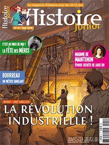 Histoire Junior n° 41 - mai 2015