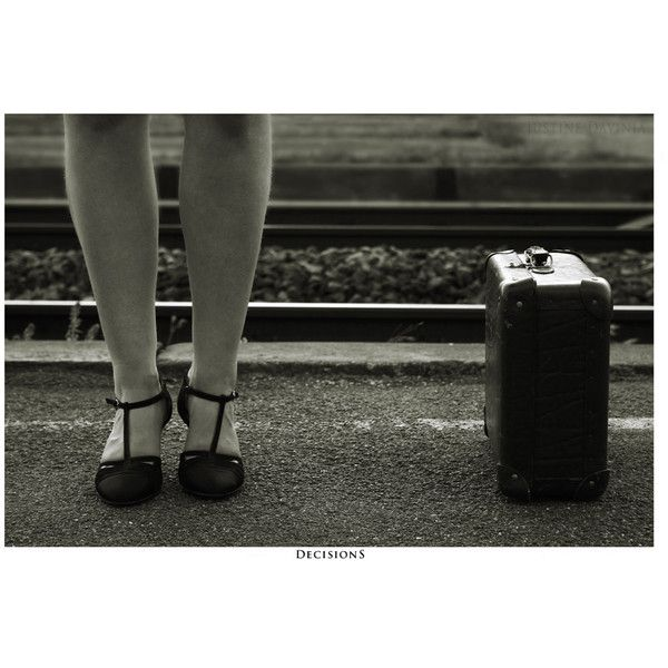 fotoTalk.com ~ For the love of photography | Galleries > train station... ❤ liked on Polyvore featuring backgrounds, pictures, photos, black and white and people