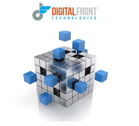 Digitalfront Technologies, the name you can trust in web application development since 2007. #WebApplicationDevelopment