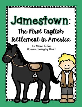 thesis of love and hate in jamestown
