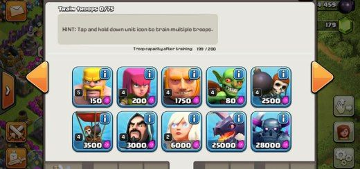 Clash of Clans Troops Guide for Beginners