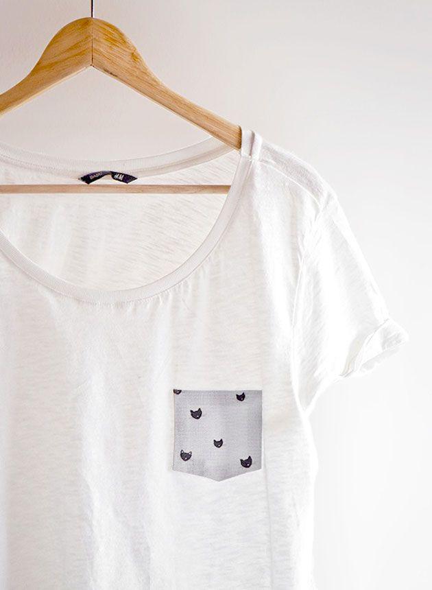 tee shirt diy
