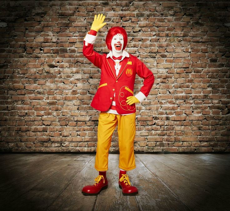 Ronald McDonald gets makeover, says he is ready for selfies - New York Daily News -