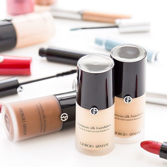 Glow like whoa with this foundation by Armani.