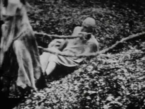 """Dark Ambient Cineatic elaboration of Bergotten (1990) movie:  """"Begotten is a 1990 American experimental dark fantasy horror film written, produced, edited and directed by E. Elias Merhige. It narrates the story of Genesis while re-imagining it. Salva Begotten is considered by Merhige himself as the start of an unofficial trilogy. The second film in the trilogy is the 14-minute short Din of Celestial Birds, which deals with evolution and premiered in 2006 on Turner Classic Movies, and was sho"""