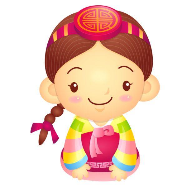 photo-25267821-girl-mascot-is-a-polite-greeting.-korea-traditional-cultural-cha.jpg (600×600)
