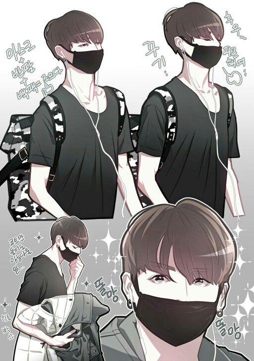 BTS Fanart || Jeon Jungkook
