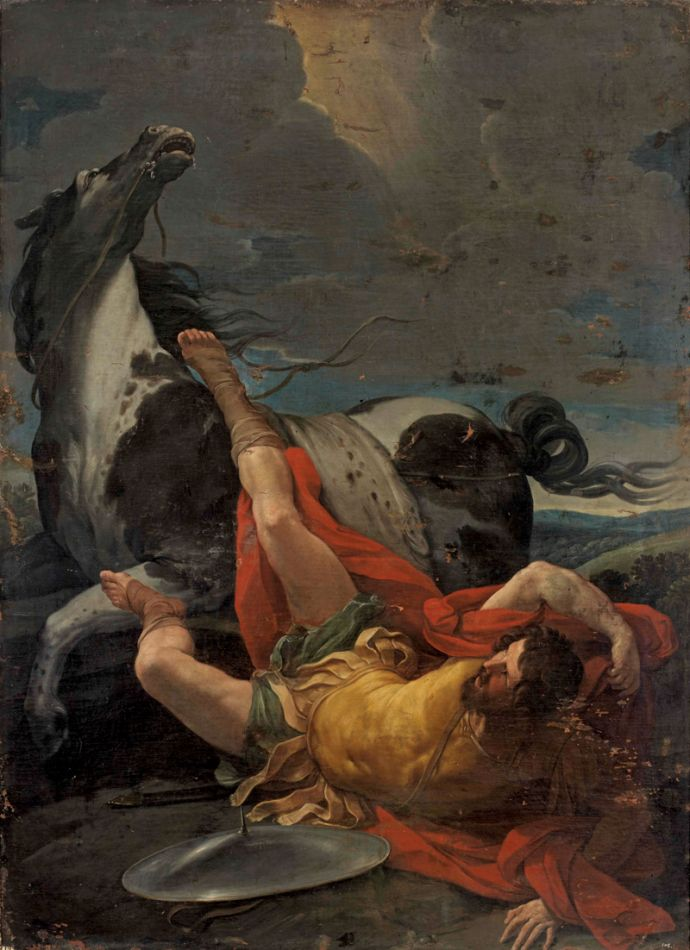carrying out of the great commission in cornelius and conversion of saul The initial record of saul's conversion that paul's case was a great legal test for the multiple accounts of paul's conversion.