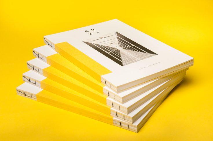 Brochure designed by Moodley for Raiffeisen Rechenzentrum
