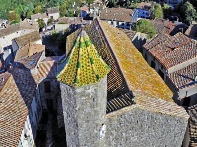- Géographie : Commune de l'aire urbaine de Carcassonne construite sur un mamelon au pied du massif de la Malepère, Alairac est un village circulaire,…