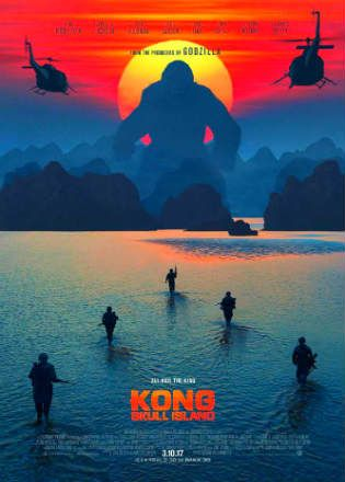 Kong Skull Island (2017) Full Hindi Movie Download HD 720p Dual Audio