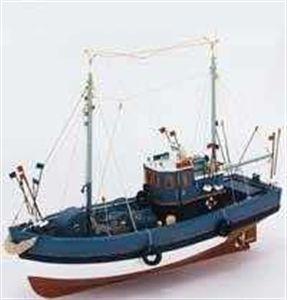 Maqueta barco de madera Atlantis Pesquero. Edad mínima:14 años Recomendada para modelistas avanzados con cierta experiencia y habilidad en el proceso de pintura. Ea escala del modelo es 1/38. See more at Ea escala del modelo es 1/38.