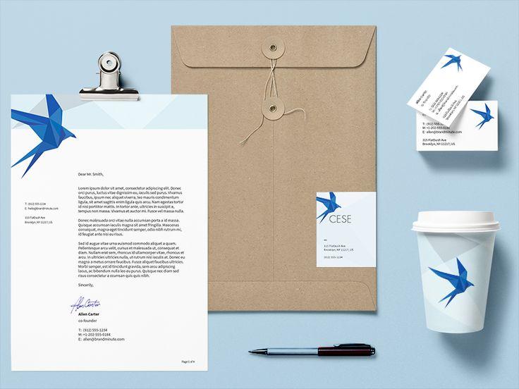 CESE Branding Identity by Lukáš Oslzla