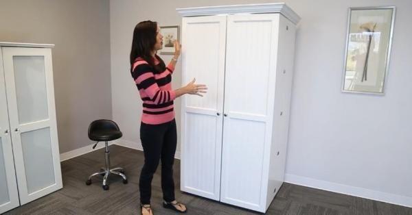 17 meilleures id es propos de placard cach sur pinterest espaces cach s porte de. Black Bedroom Furniture Sets. Home Design Ideas