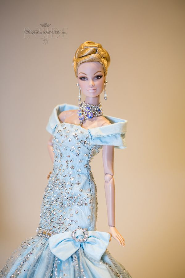 Competition dolls at the 2016 Integrity Toys Convention | Inside the Fashion Doll Studio