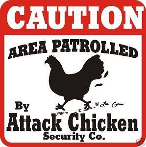Attack Chicken