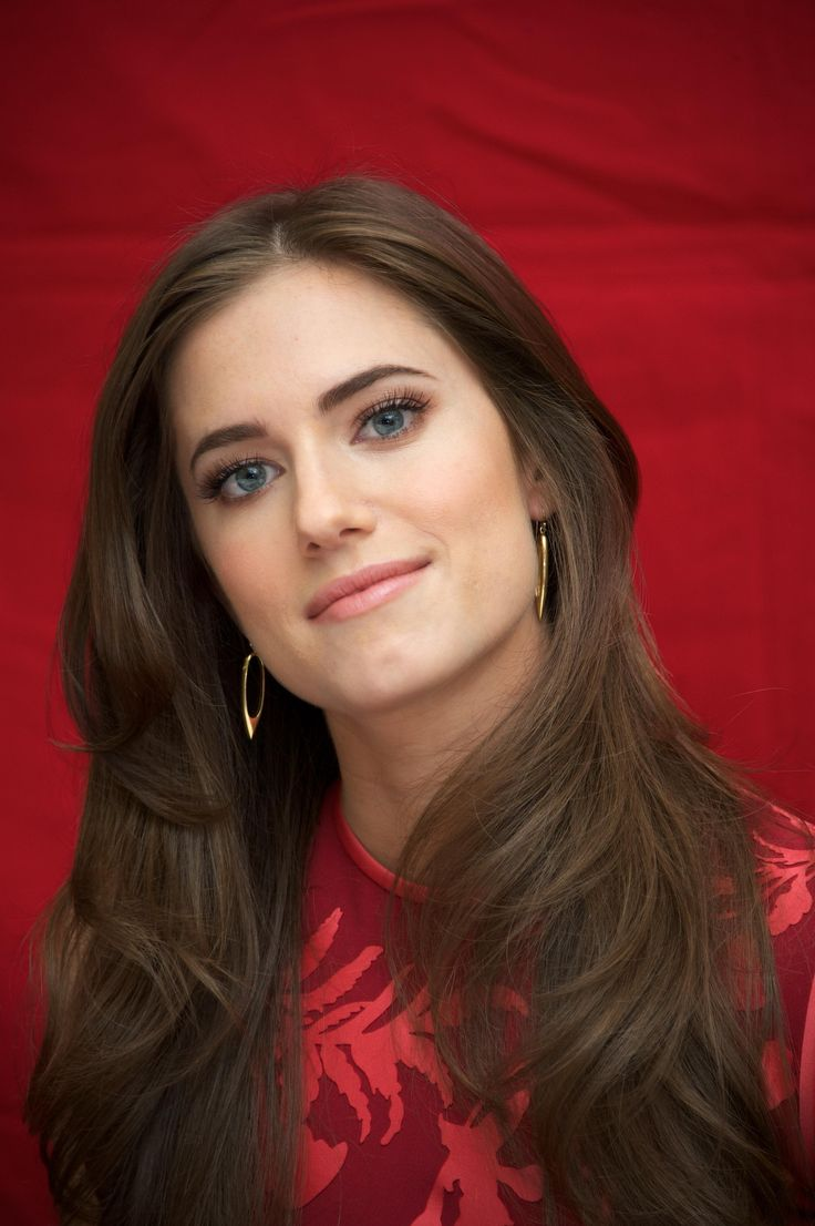 Allison Williams - Hair <3