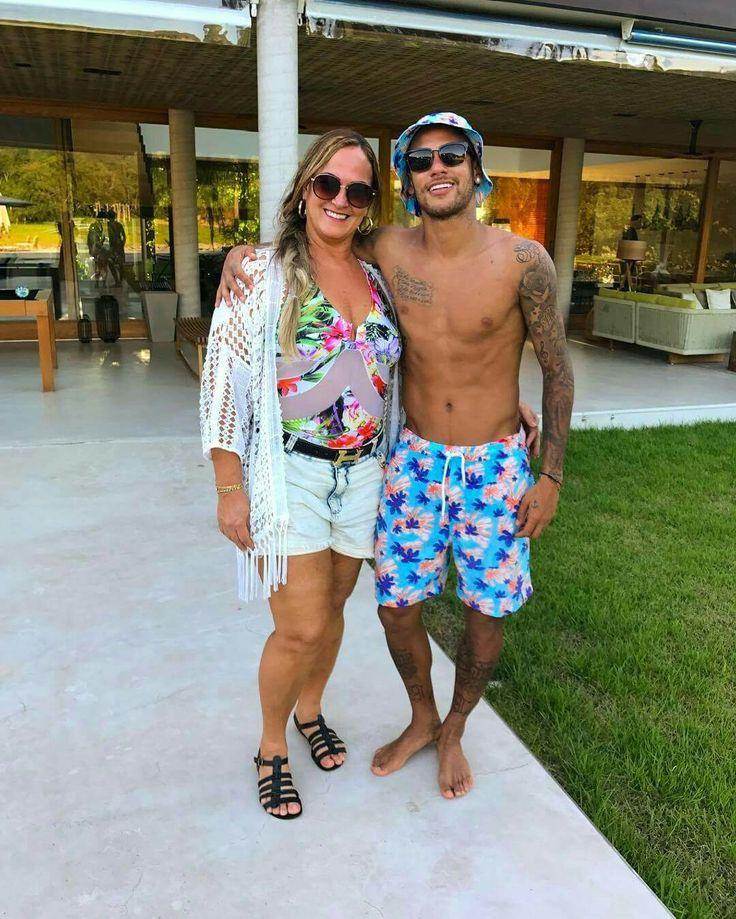 Neymar my husband neymar n his mother nadine voltagebd Images