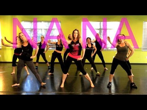 """Na Na"" By Trey Songz. DIVA DANCE FITNESS - YouTube"