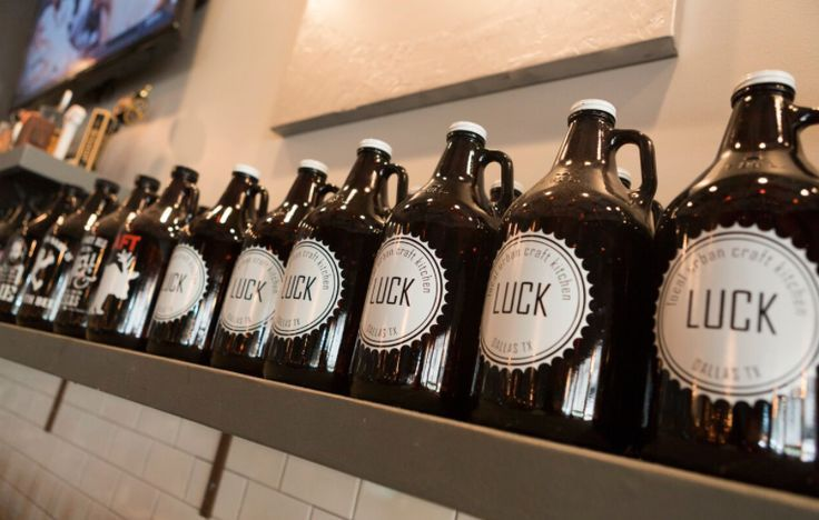 LUCK, Trinity Groves, Dallas, Bar, Beer, Cocktails, Food, Restaurant