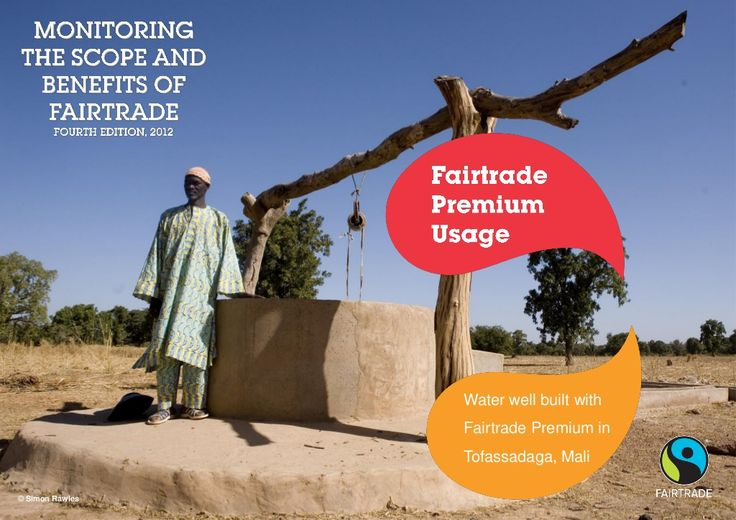 2012 Premium Usage Impact and Facts  by Fairtrade International via slideshare
