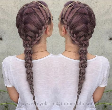 hair style braided 23 best hair unicorn images on hair color 4564