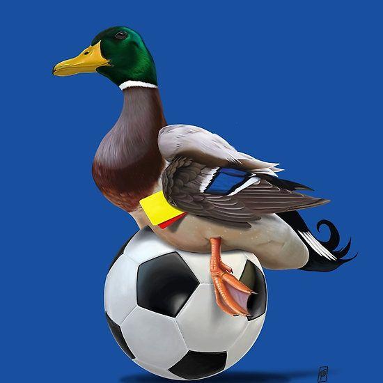 Fowl (Colour) art | decor | wall art | inspiration | animals | home decor | idea | humor | gifts