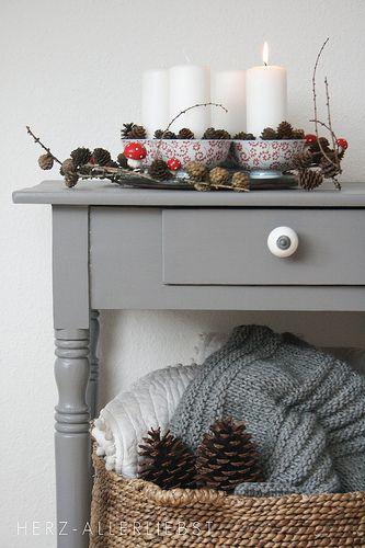 Festive grey!