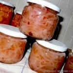 Φτιάξε γλυκόξινο τουρσί κρεμμύδι σε βάζο