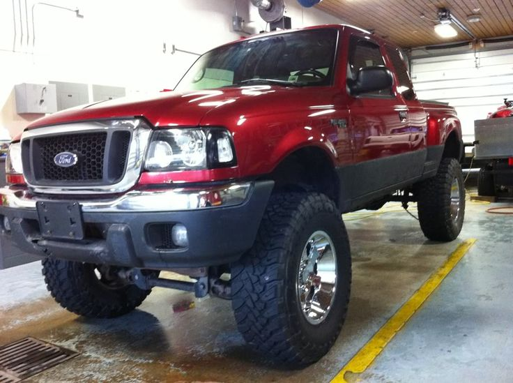 4 inch luper lift with 3 inch body lift - Ranger-Forums - The Ultimate Ford Ranger Resource