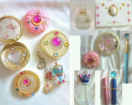 More DIY Sailor Moon items
