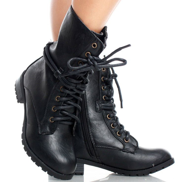 Shoes Womens Ankle Boots