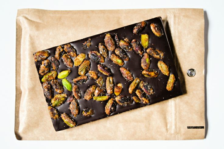 Alain Ducasse Bean-to-Bar Chocolate Paris on Chocolate & Zucchini