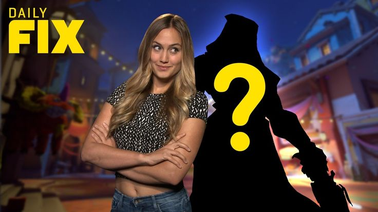 Overwatch Hero Sombra Reveal Teased Online - IGN Daily Fix Overwatch hero Sombra hinted at in teaser and Dark Souls 3: Ashes of Ariandel get a trailer and release date. Plus see gameplay from GoldeEye 007 Remaster. August 24 2016 at 10:15PM  https://www.youtube.com/user/ScottDogGaming